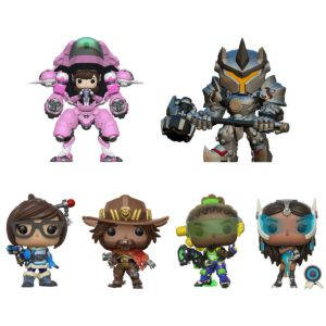 OverwatchPops 300x300 - Overwatch Mass Effect Andromeda : Pop figurines