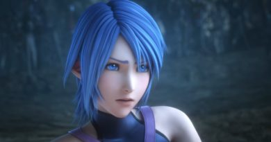 kingdom hearts 2 8   aqua by vayne1510 damlace.png 390x205 - Kingdom Heart 2.8, la compilation de trop ?