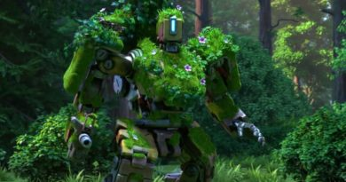 Overwatch The Last Bastion Animated Short 5 390x205 - Overwatch GUIDE | Bastion en attaque : La tactique !