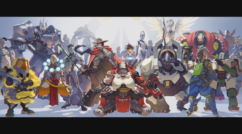 guide, overwatch, over, progresser, progress, comment, jouer, map, personnages