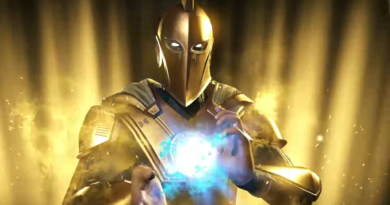 injustice 2 docteur fate