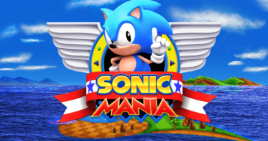 sonic mania title screen 3d remake by alsyouri2001 dasghgy 390x205 - Sonic Mania l Le niveau Green Hill Zone Act 2 en vidéo