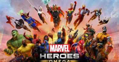 Marvel heroes omega console ps4 xbox one mmo