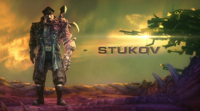 Stukov heroes of the storm personnage hers freee to play moba
