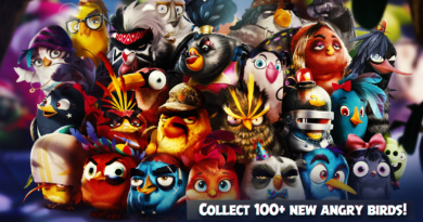 Angry Birds Evolution mobile iOS Android free to play gratuit
