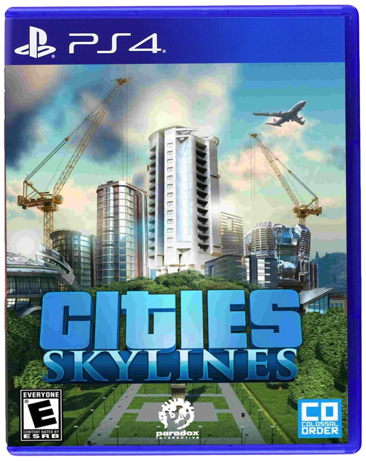 cities skyline jeux vid o sortie ao t 2017 ps4 game actuality. Black Bedroom Furniture Sets. Home Design Ideas