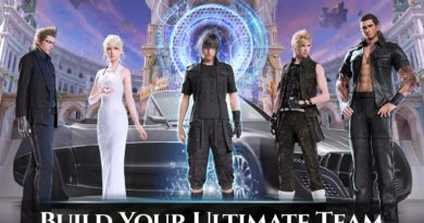 Test | Final Fantasy XV : Les Empires |  Un bon Final Fantasy sur smartphone gratuit ?