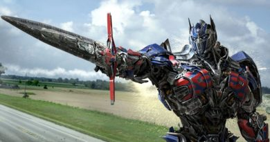 TRANSFORMERS 390x205 - Transformers | Un nouveau film d'animation !