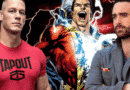 Shazam | John Cena et Flash contre The Rock ?
