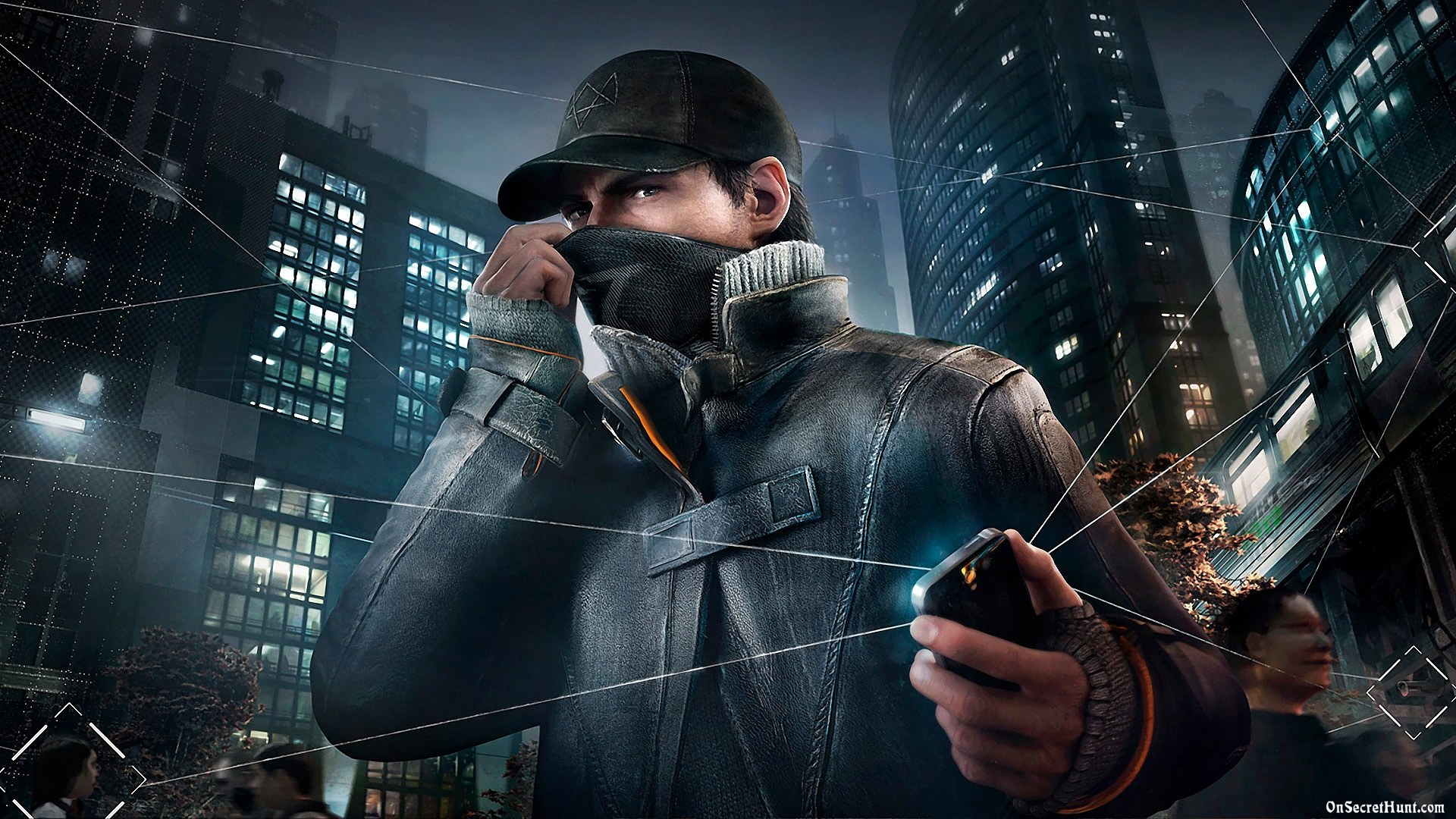 Watch Dogs Serie