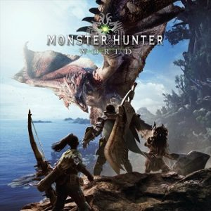 Monster Hunter World cover art 300x300 - [Soluce] Monster Hunter World : Trophées et Succès