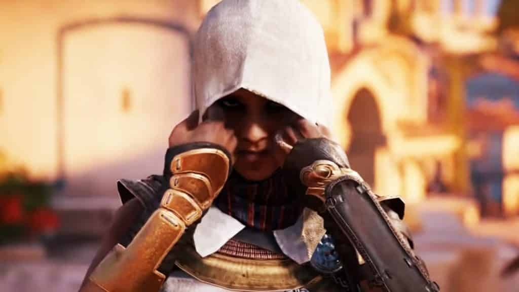 Assassin creed origins secret aya amunet fin ending