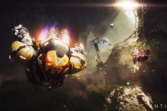 Anthem E3 2018 electronics arts date sortie jeu Bioware pc xbox one playstation 4