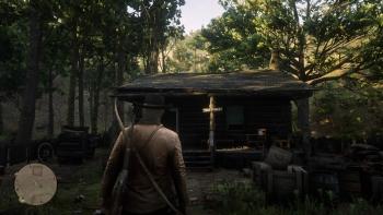 Emplacement carte au trésor déchirée, Red Dead Redemption 2, soluce, map, xbox one, ps4, objets cachés, rockstar games