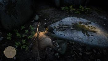 Emplacement hachette de viking, Red Dead Redemption 2, soluce, map, xbox one, ps4, objets cachés, rockstar games