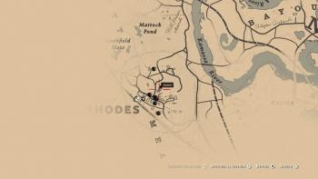 Emplacement morceau de coquille d'ormeau Red Dead Redemption 2, soluce, map, xbox one, ps4, objets cachés, rockstar gamesEmplacement morceau de coquille d'ormeau Red Dead Redemption 2, soluce, map, xbox one, ps4, objets cachés, rockstar games