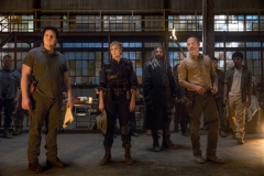 The Walking Dead : La saison 9 se montre en images
