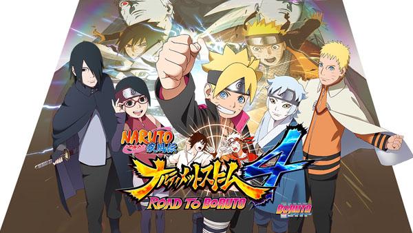 NUNS4 RtB Ann 09 11 16 - Naruto Ultimate Ninja Storm 4 Road to Boruto
