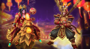 hots heroes of the storm fete fête lunaire