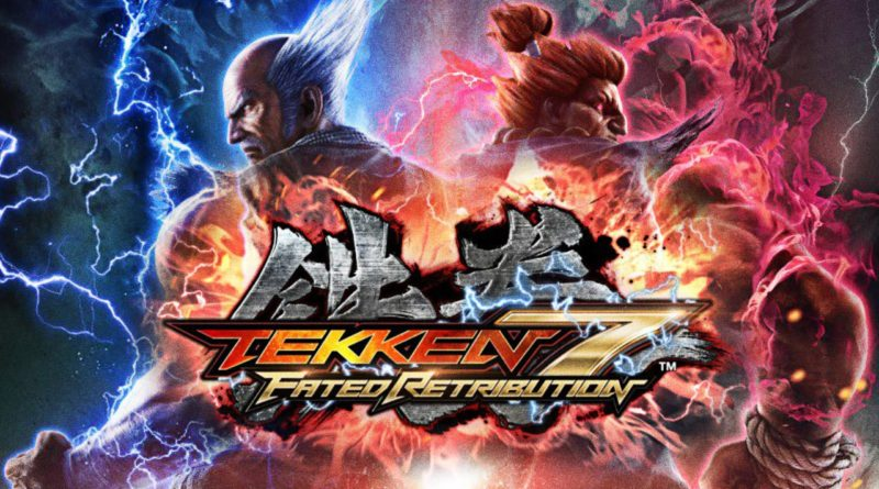 maxresdefault 6 800x445 - Tekken 7 daté pour le 2 juin 2017