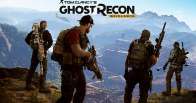 ghost recon wild lands tps ubisoft mission gameplay