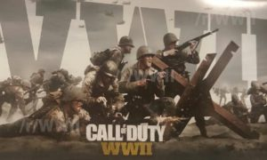 call of duty ww2 2017