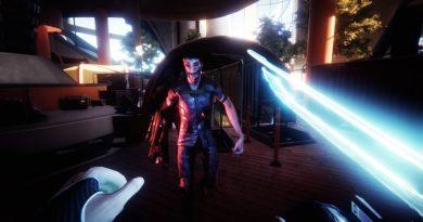 Reaper Mantis Blade 390x205 - Pamela l Un accès anticipé pour le jeux d'horreur et de survie futuriste