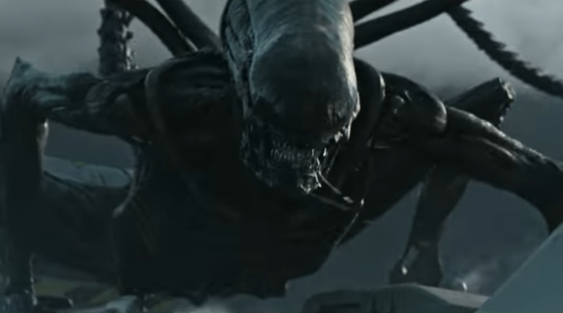 Alien : covenant alien gore Xeno