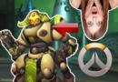 Overwatch Orisa Gameplay