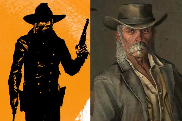 Red Dead Redemption 2 Landon Ricketts