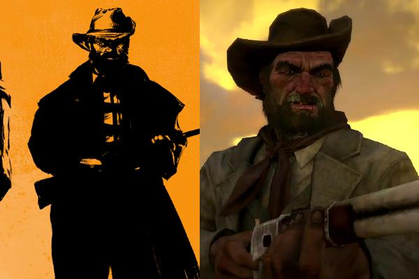 Bill Williamson Red Dead Redemption 2
