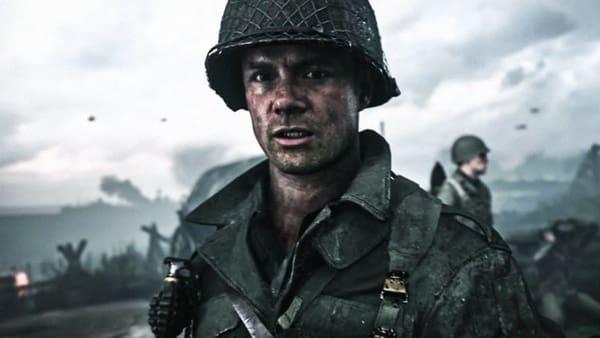 Josh Duhamel Call of Duty WWII 2017