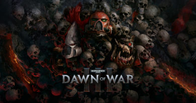 Warhammer 40k : Dawn Of War 3 rts open beta