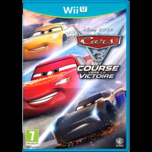 Calendrier des sorties jeux vidéo sur Xbox One en Juillet 2017 cars 3
