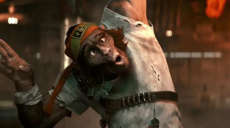 Beyond Good and evil 2 gameplay michel ancel