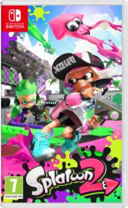 Toutes les sorties jeux sur Nintendo Switch pour Juillet 2017 Splatoon 2