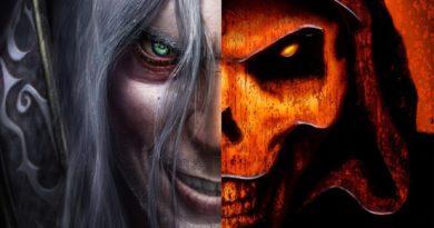 Warcraft 3 et Diablo 2 Blizzard pc bnet battlenet
