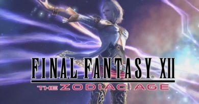 Finfal fantasy XII The Zodiac Age