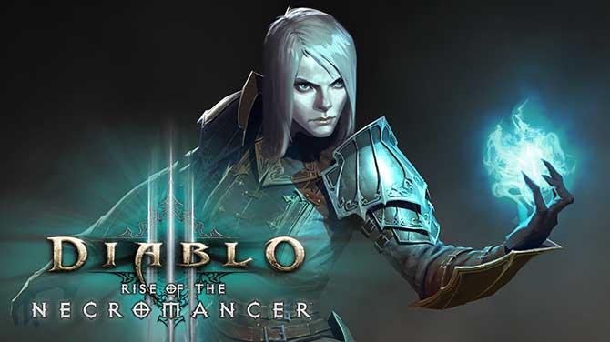 Diablo 3 Rise of the necromancer reaper of soul diablo necromancien nécromancien