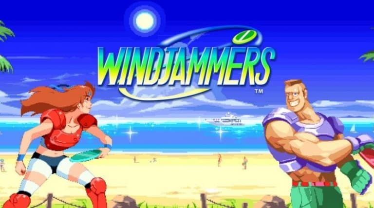 windjammers sortie jeux vid o ps4 ao t 2017 game actuality. Black Bedroom Furniture Sets. Home Design Ideas