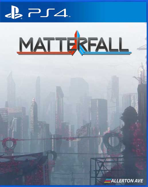 matterfall sortie jeux vid o ps4 ao t 2017 game actuality. Black Bedroom Furniture Sets. Home Design Ideas
