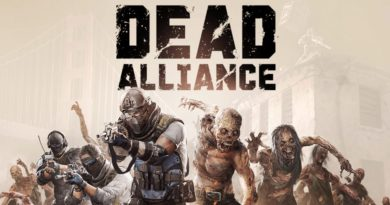 Dead alliance sortie jeux vidéo 2017 août xbox one