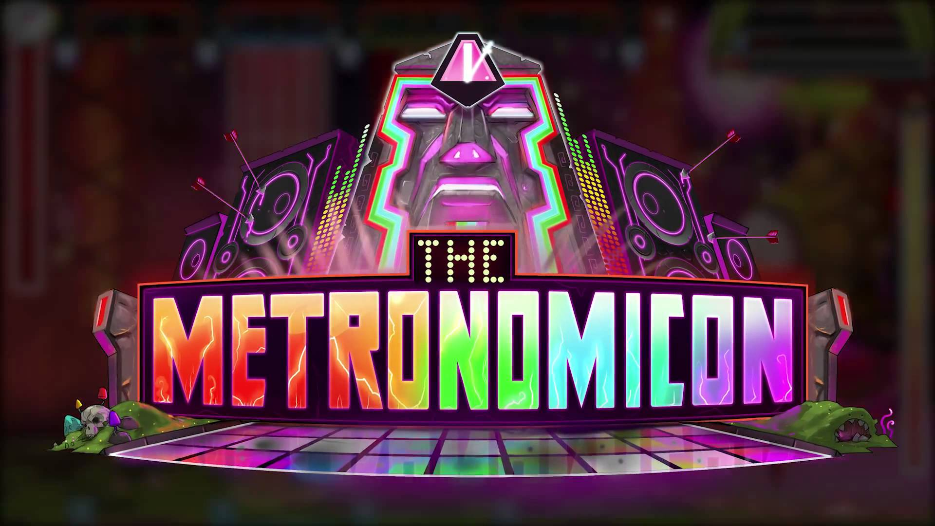 the metronomicon sortie jeux vid o ps4 ao t 2017 game actuality. Black Bedroom Furniture Sets. Home Design Ideas