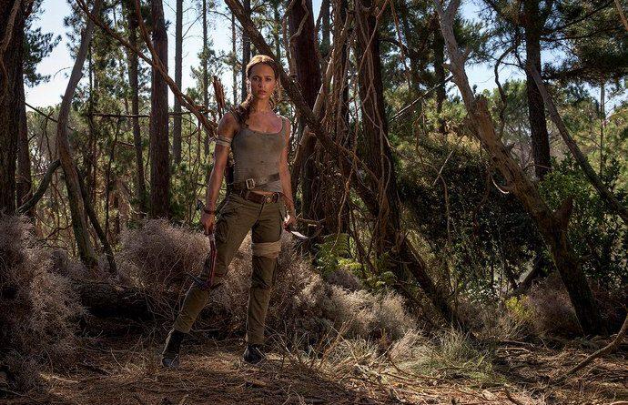Tomb Raider   Premier poster et teaser pour le Reboot