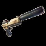 pistolet silencieux