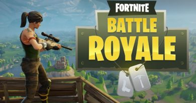 Fortnite Battle Royale : Le Guide des Techniques [FR]