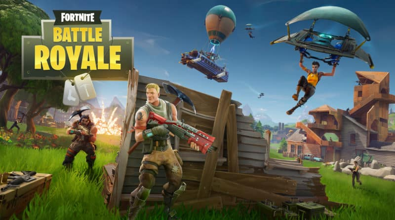 Fortnite – Comment jouer à Fortnite Battle Royale sur PS4 ?