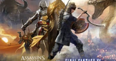 Assassin's Creed Origins – Soluce mission Final Fantasy 15 XV