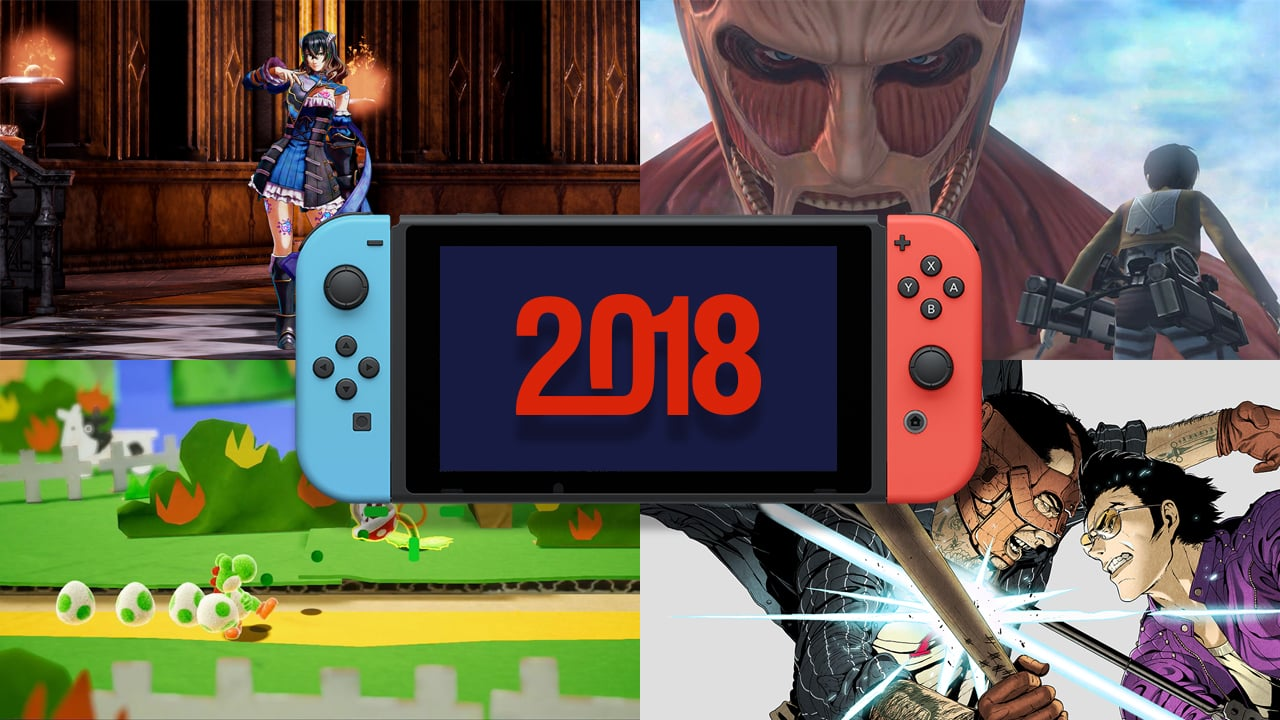 sorties nintendo switch jeux vid o f vrier 2018 game actuality. Black Bedroom Furniture Sets. Home Design Ideas