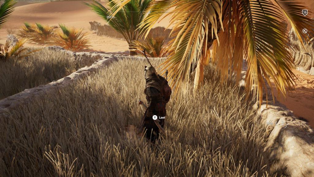 Assassin's Creed Origins Emplacement Des Énigmes Papyrus Terres Fertiles solution